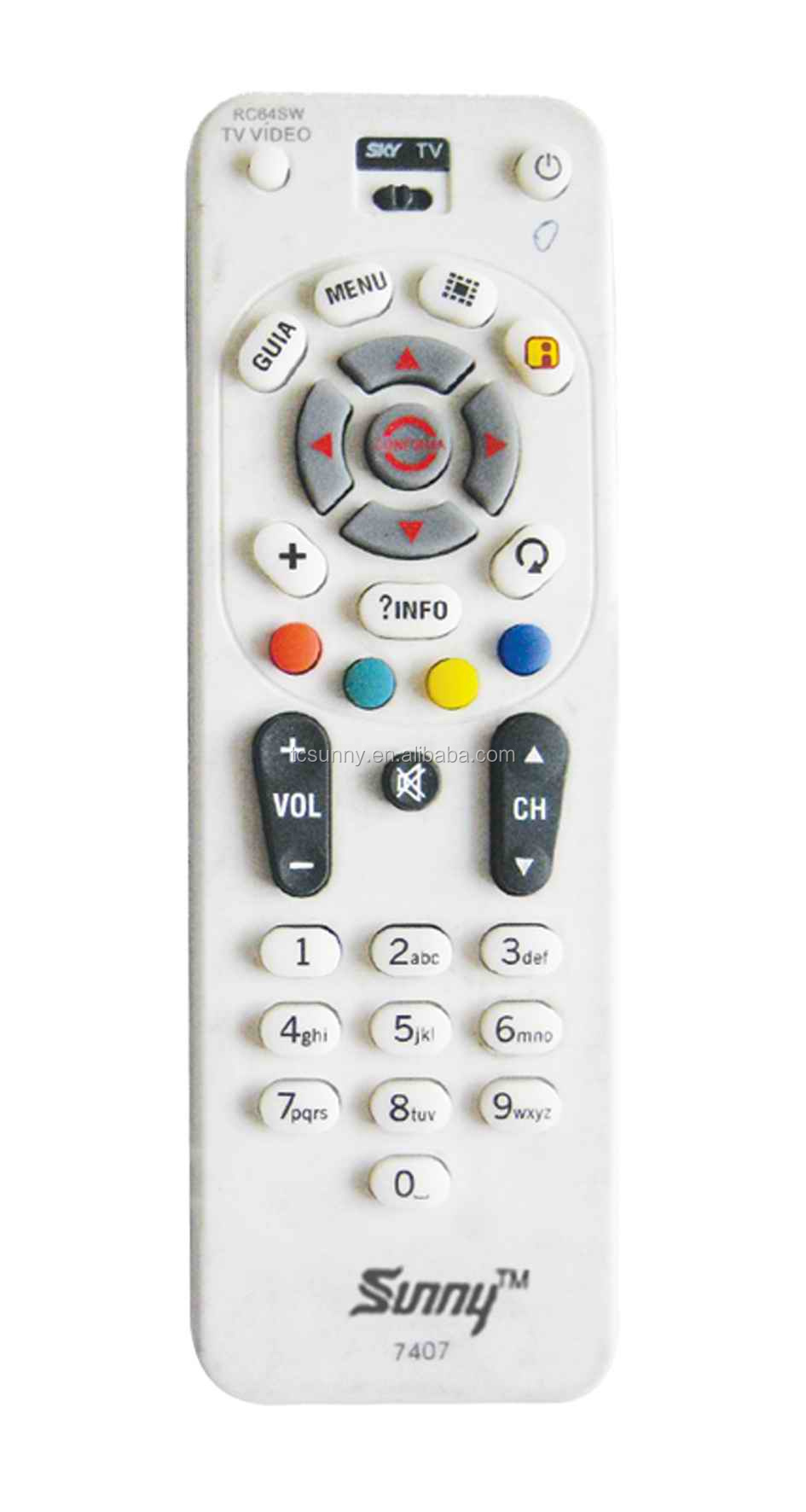 how to set up your direct tv rca remote