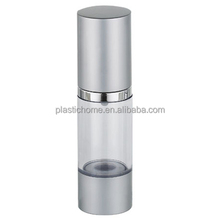 hot sell 30ml airless bottle for cosmetic packaging