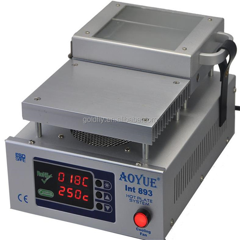 220V digital Repair tools of Hot Plate System heaterfor Aoyue 893 , Hot Plate heater . IC cleaner heating plate