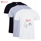 100% polyester wholesale blank t-shirts