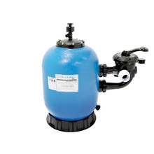 China Manufacture Side Mounted Fiberglass Sand Filter Swimming Pool