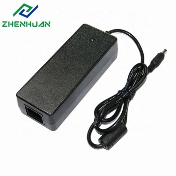 Class 2 power supply 24V 4A UL Ac adapter 96w with USA Aviation Plug Mini-Din 4 Pin For Document Scanner