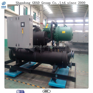 Grad ground source heat pump unit