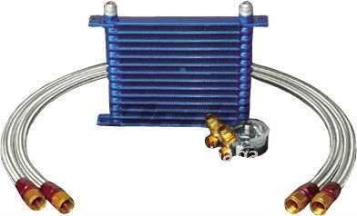 high performance oil cooler kit motorcycles made in china