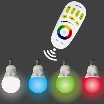 Onbegrensde Geleid Wifi Controleerbaar Rgb+ Witte Kleur Veranderen ...