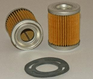 Pack of 1 Wix 33034 Cartridge Metal Canister Fuel Filter