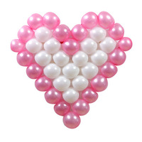 Decorating Multi-Colored For Sale Table Party Decoration Heart Balloon Panel