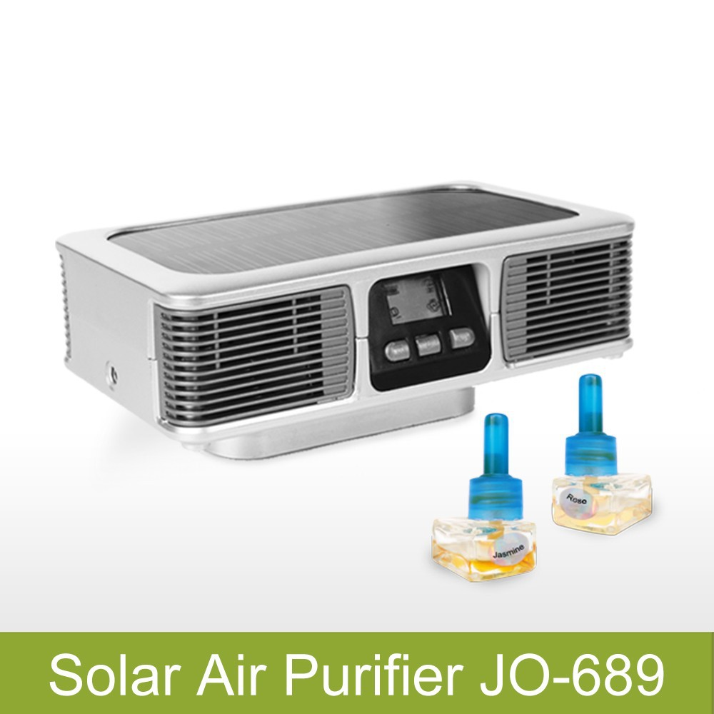 Ionkini Aromatic Solar Air Purifier Jo-689