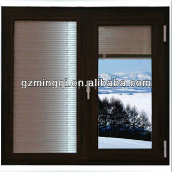 Good Quality Blind Inside Window Glass - Buy Window With Blinds ...