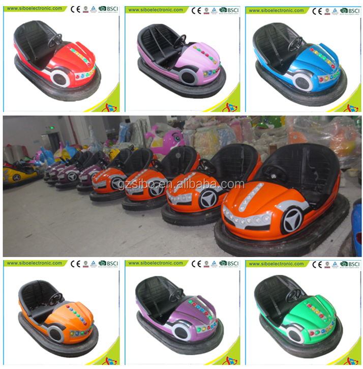 GMBP electric toy cars for adults mini bumper car