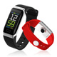 Waterproof Heart Rate Blood Pressure Monitor Activity Fitness Tracker Smart Bracelet