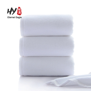 Hotel dedicated 800 grams of 21 shares thickening white cotton towels