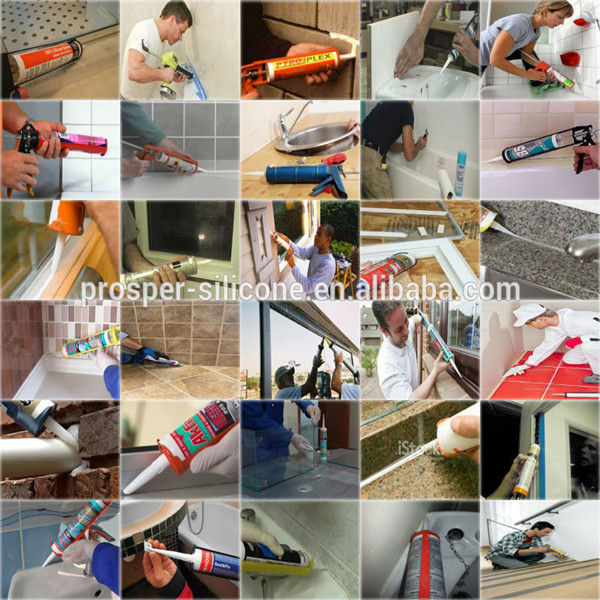 China Supplier Construction Chemical Silicone Type Door Seals ...