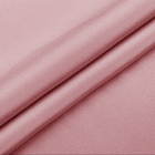 "Howmay heavy pure silk crepe fabric 30m/m 45"" 114cm 100% crepe silk fabric smoky pink for dress shirt"