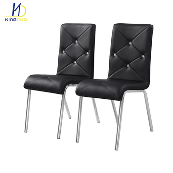 Super Modern Living Room Chair White Pu Leather Leisure Chair Soft Cushion Dining Chair With Metal Legs Buy White Leather Chair Dining Chair Living Room Unemploymentrelief Wooden Chair Designs For Living Room Unemploymentrelieforg