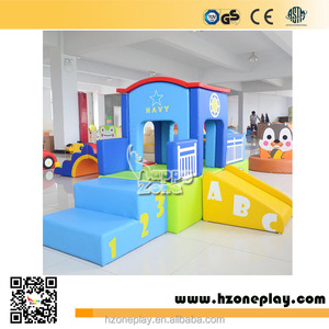 Indoor Soft Pirateship Soft Play Equipment Soft Play Combination for Kids Play Center and Soft Playground