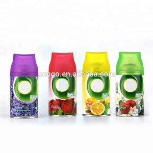 China OEM Brand metered automatic spray aroma air freshener refill use in hotel