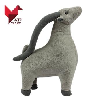 Custom Color Goat Plush Animal Soft Toys For Baby Buy Plush Toy