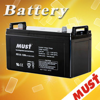 Must Band AGM battery 12v 120ah for solar system