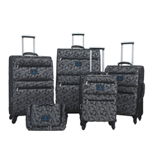 5pcs set 20 24 28 32 inch fancy new direction suitcase travel globeway luggage