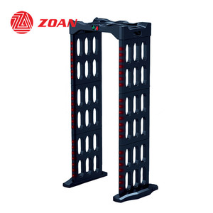 Factory sale walk through scanner safety gate metal frame detector