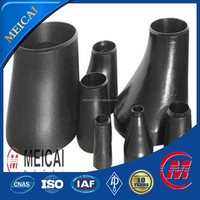 American standard butt welded astm a234 seamless carbon steel pipe fitting
