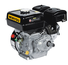 Reduction Gearbox by Chain or Gear for 6.5HP/7HP/9HP/13HP/15HP Air Cooled OHV 4 stroke Gasoline Engine