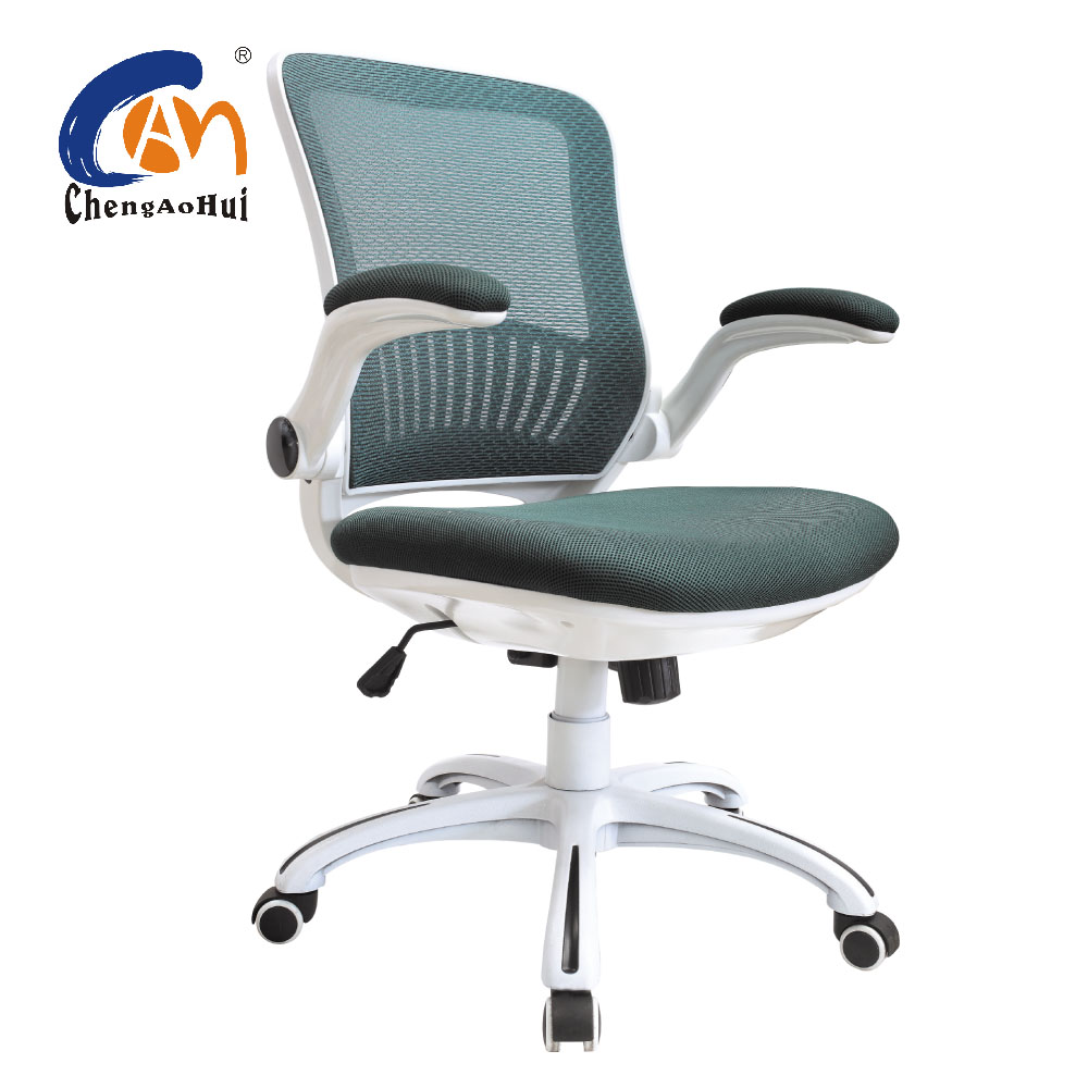 office chairs wholesale mesh Midback swivel task chair with upholstered seat