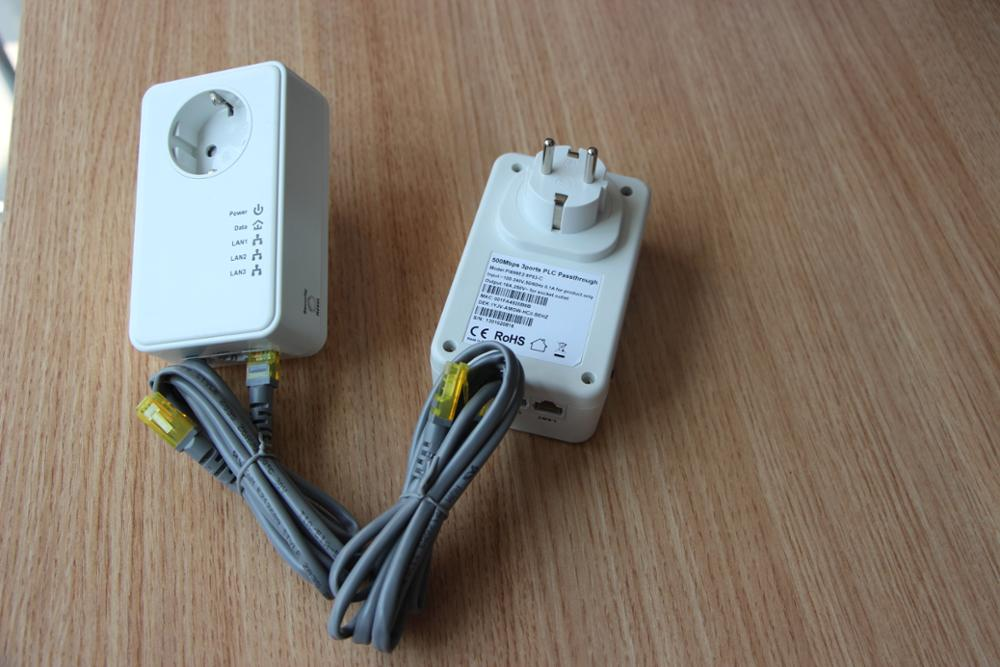how to use powerline ethernet adapter