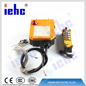 Best sell factory supply 12v dc crane remotes