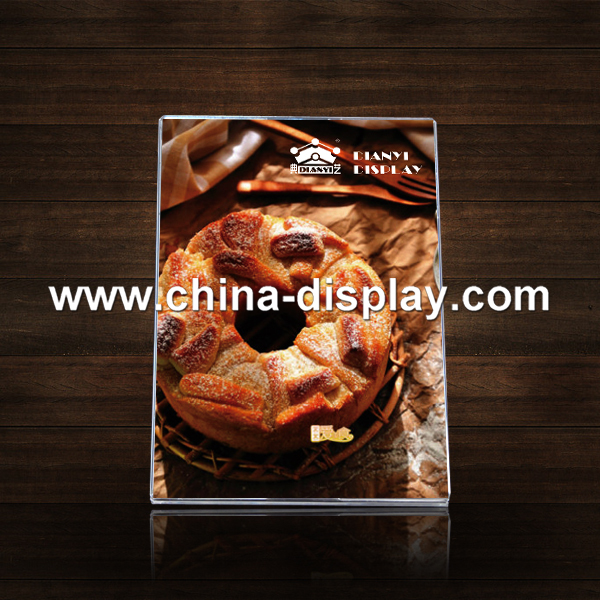 China Acrylic Table Tent Display Wholesale Alibaba - Bar table tents