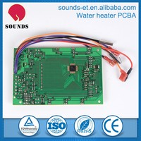 High density pcb assemblies for water heater pcba with antenna oem pcba service