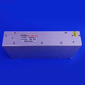 Dual output Switch mode 150w 12.5a 220v ac 12v dc power supply