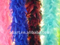Decorative Turkey Marabou Feather Boa for Halloween Party