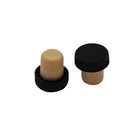 Bottle Stopper Glass Bottle Cork Stopper Wholesale Glass Perfume Bottle Synthetic Cork Stopper