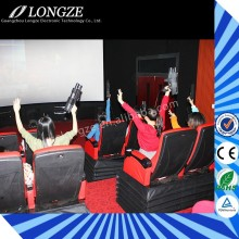 3D 7D F1 Flight 6dof Platform Cockpit Seats Play Driving Racing Motion Game Machine Car Simulator