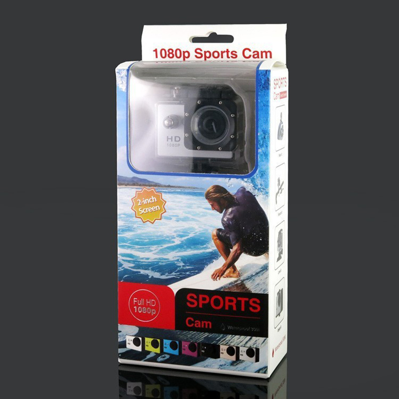 Sports Dv Recorder Sj4000 A9 Action Camera Full Hd 1080p 2