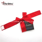 Top quality the ribbon gift pack bows with custom band