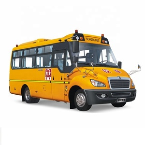 China suppliers new brand Dongfeng 6.6m EQ6662S4D man diesel bus
