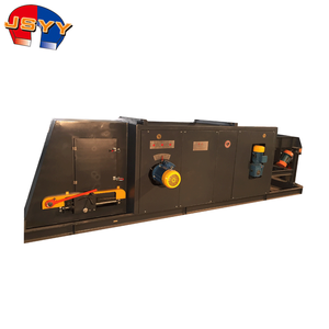 Eddy current separator for electronics board scrap