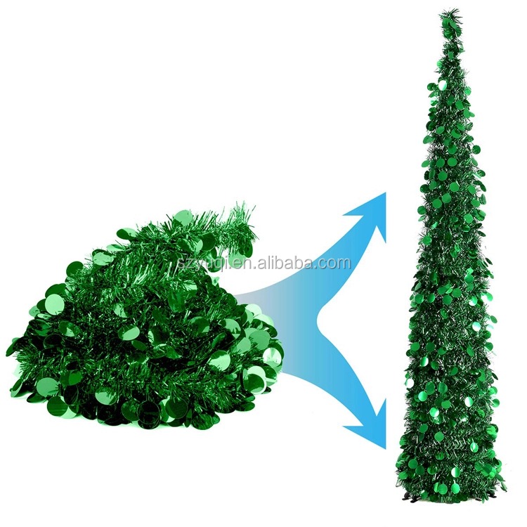Hot Sales On Amazon for 2020 Collapsible Pop Up Decorative Artificial Christmas Tree