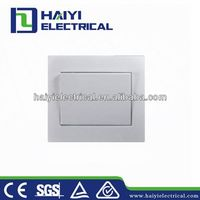Electric Wall Switch Blank Plate Unique Design