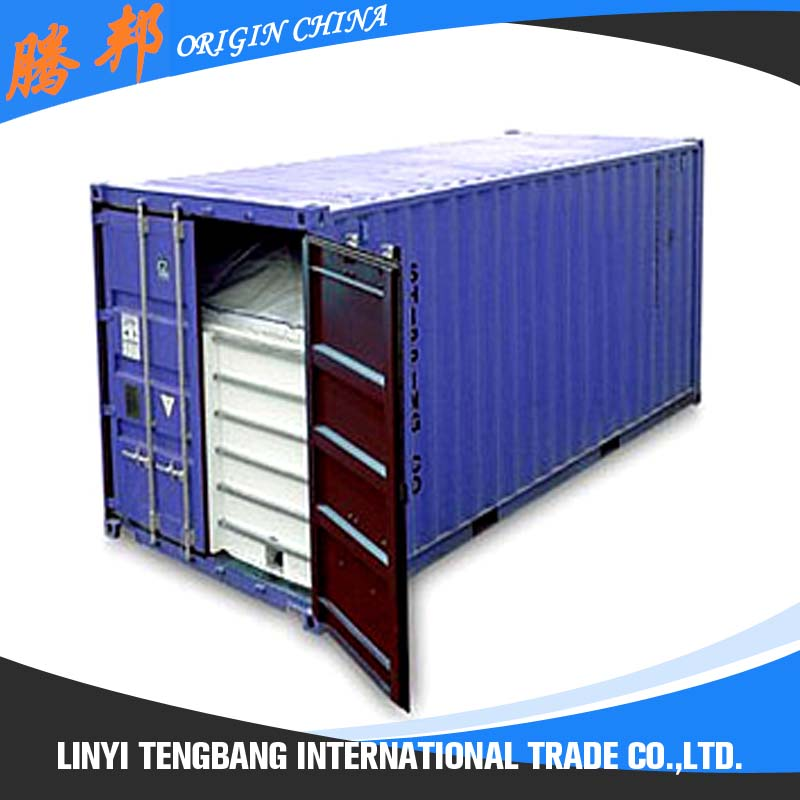 Contenitore di 20ft vescica 40 container food grade flexitank