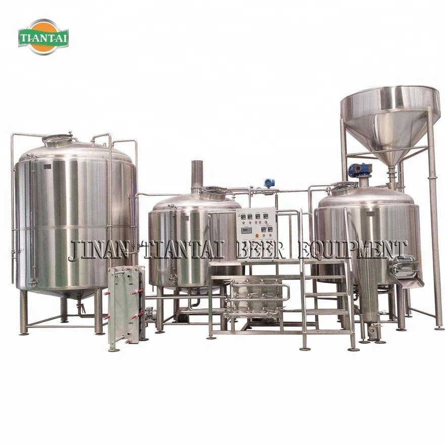 18HL/15BBL The Best Craft Beer Brewing System For Your Restaurant Brewpub or Brewery To Brew All Grain Beer On Sale