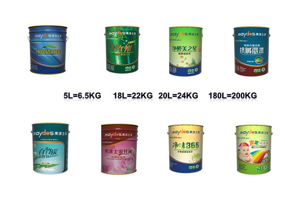 Maydos Electrical Resistant Water Tank Epoxy Heat Resistant Paint