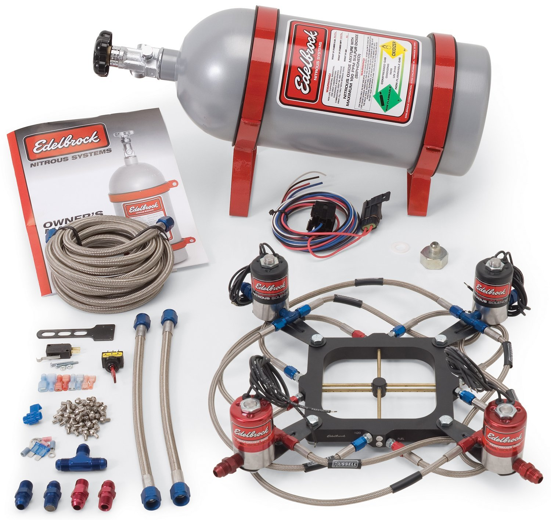 Buy Edelbrock 29801 Victor Jr  351-W Intake Manifold in