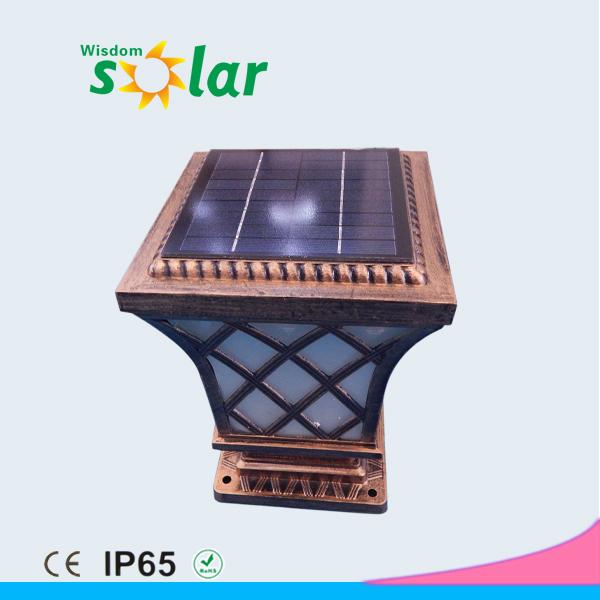 Classique éclairage de style chine CE 36 pcs LED lampe solaire de ...