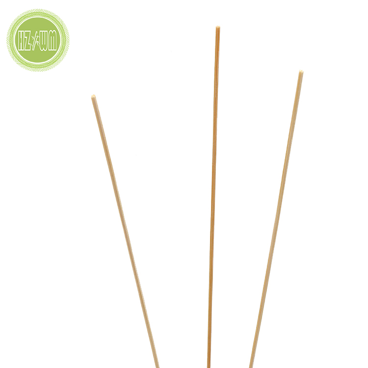 Wanmei wholesale Eco friendly agarbatti bamboo stick for incense