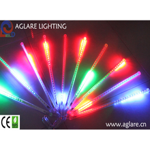 30CM / 50CM Meteor Shower Rain drop 10/20 tubes 720pieces 3528 SMD LED Christmas Lights for Xmas Wedding Garden Outdoor