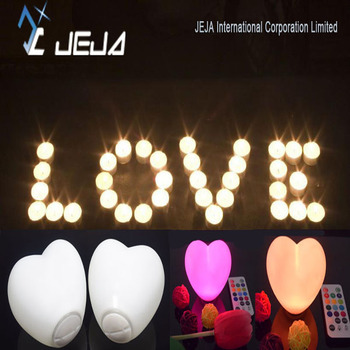 Romantic Valentine S Day Sweet Lovers Fancy Night Light Buy Heart